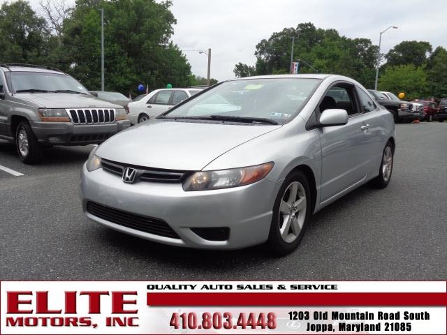 Honda civic for sale in joppa md for Elite motors joppa md