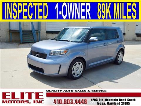 2010 scion xb for sale for Elite motors joppa md