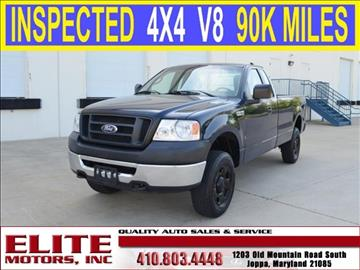2008 Ford F-150 for sale in Joppa, MD