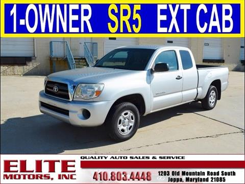 2006 Toyota Tacoma for sale in Joppa, MD