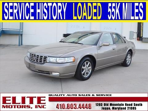 2003 Cadillac Seville for sale in Joppa, MD
