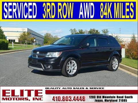2012 Dodge Journey for sale in Joppa, MD