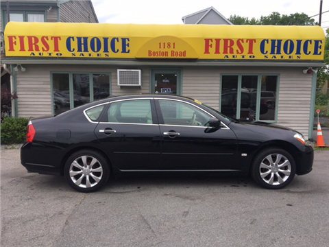2006 Infiniti M35 for sale in Haverhill, MA