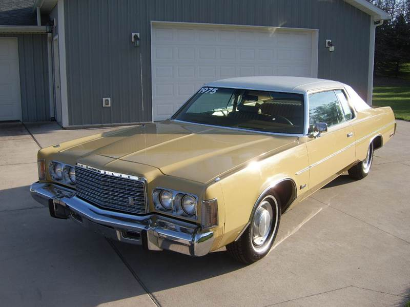 1975       Chrysler       Newport    In Onsted MI  D D Auto Sales of Onsted