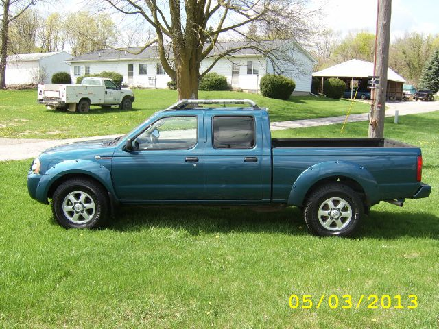 2003 nissan frontier sve v6 4dr crew cab 4wd lb in onsted ann arbor grand rapids d d auto sales. Black Bedroom Furniture Sets. Home Design Ideas
