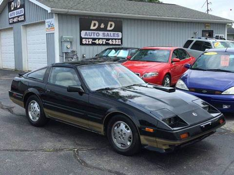 1985 nissan 300zx for sale bellingham wa. Black Bedroom Furniture Sets. Home Design Ideas