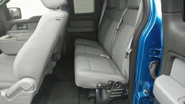 2013 Ford F-150 4x4 XLT 4dr SuperCab Styleside 6.5 ft. SB - Laurel NE