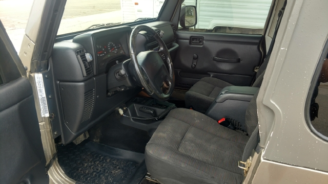2004 Jeep Wrangler Sport 4WD 2dr SUV - Laurel NE
