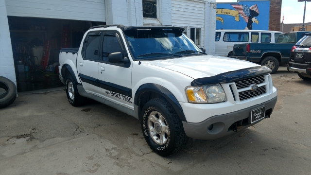 2001 Ford Explorer Sport Trac 4dr 4WD Crew Cab SB - Laurel NE