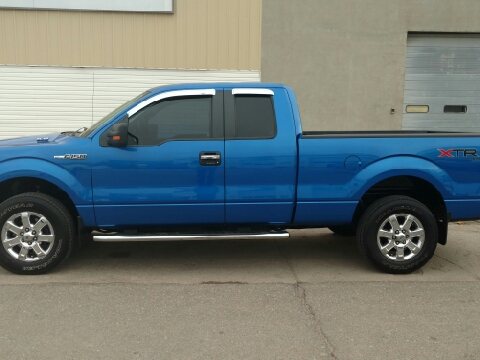 2013 Ford F-150 for sale in Laurel, NE