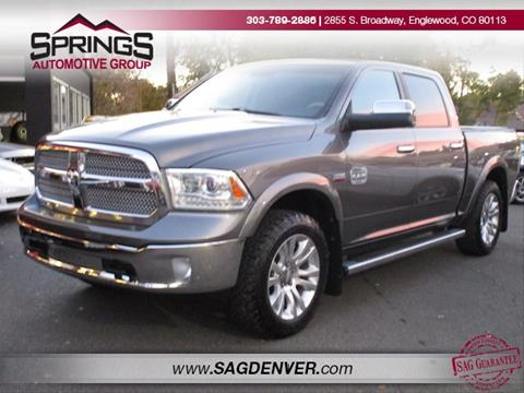 2013 RAM Ram Pickup 1500 for sale in Englewood, CO