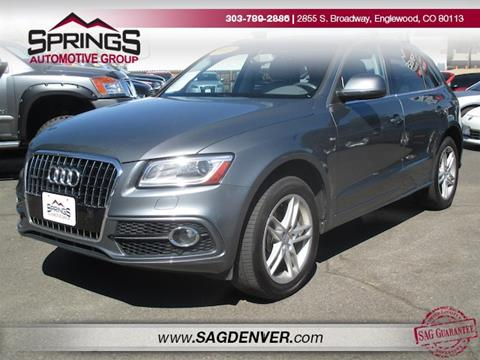 2013 Audi Q5 for sale in Englewood, CO
