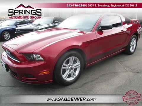 2014 Ford Mustang for sale in Englewood, CO