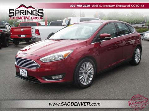 2015 Ford Focus for sale in Englewood, CO