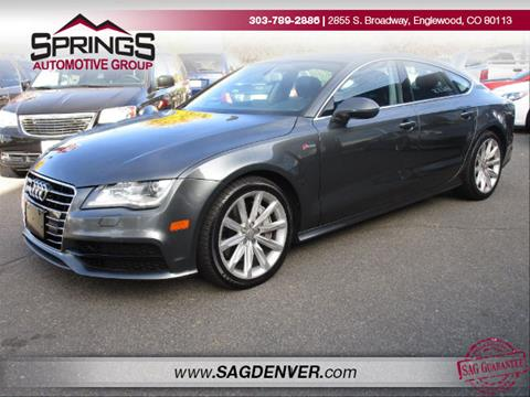 2012 Audi A7 for sale in Englewood, CO