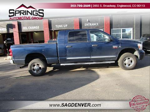 2008 Dodge Ram Pickup 3500 for sale in Englewood, CO
