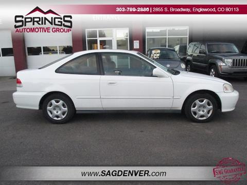 2000 Honda Civic for sale in Englewood, CO
