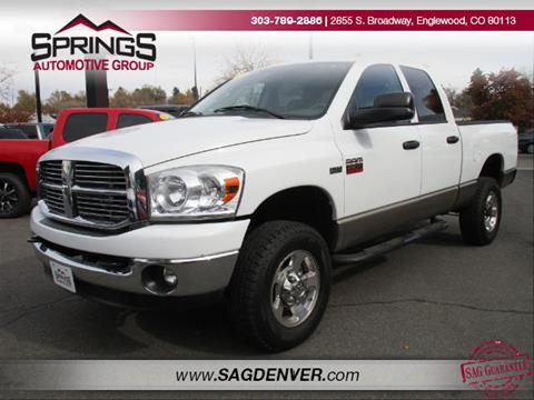 2009 Dodge Ram Pickup 2500 for sale in Englewood, CO