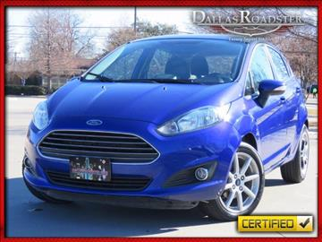 2014 Ford Fiesta for sale in Richardson, TX