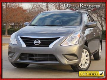 2016 Nissan Versa for sale in Richardson, TX