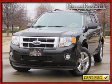 2012 Ford Escape for sale in Richardson, TX