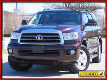 2016 Toyota Sequoia for sale in Richardson, TX