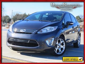 2012 Ford Fiesta for sale in Richardson, TX