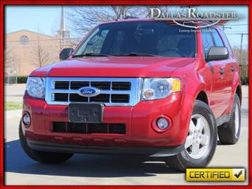 2011 Ford Escape for sale in Richardson, TX