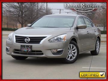 2014 Nissan Altima for sale in Richardson, TX