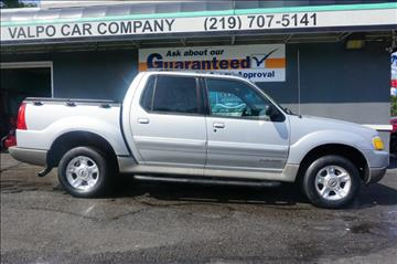 2002 Ford Explorer Sport Trac for sale in Valparaiso, IN