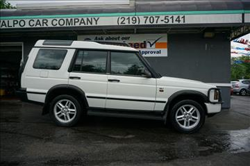 2004 Land Rover Discovery for sale in Valparaiso, IN