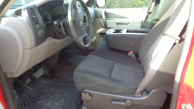 2013 GMC Sierra 1500 4x2 Work Truck 2dr Regular Cab 8 ft. LB - Loves Park IL