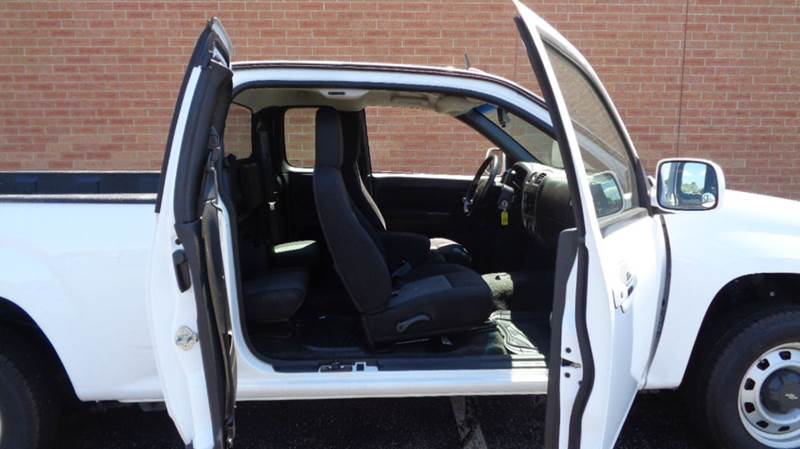 2012 Chevrolet Colorado 4x2 Work Truck 4dr Extended Cab - Loves Park IL