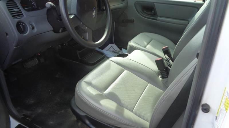 2011 Ford Ranger 4x2 XL Fleet 2dr Regular Cab LB - Loves Park IL