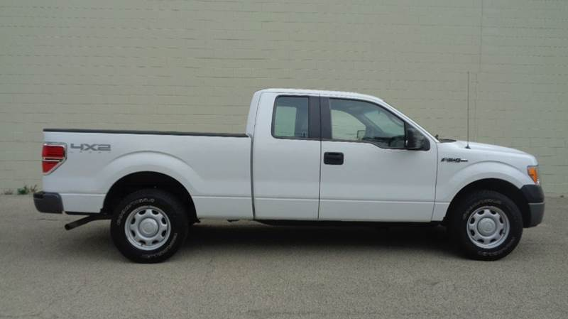 2010 Ford F-150 4x2 XL 4dr SuperCab Styleside 6.5 ft. SB - Loves Park IL