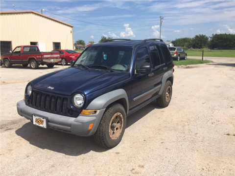 2006 Jeep Liberty for sale in Castle, OK