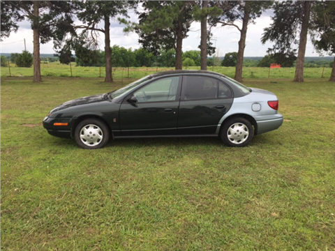 2001 Saturn S-Series for sale in Castle, OK