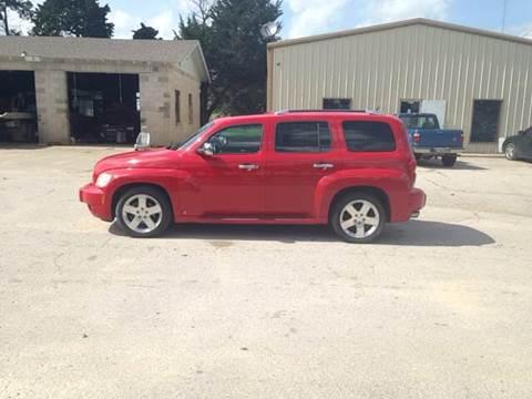 2008 Chevrolet HHR for sale in Castle, OK