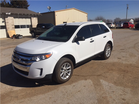 2014 Ford Edge for sale in Castle, OK
