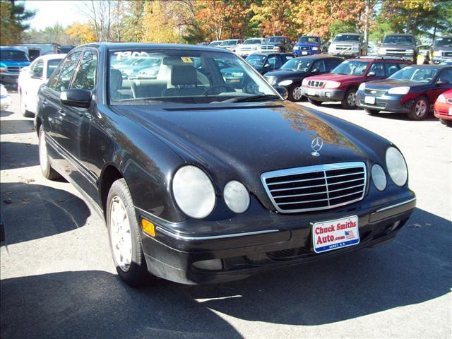 2001 Mercedes-Benz E-Class E320 4Matic - Derry NH