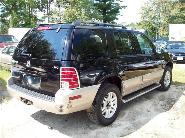 2004 Mercury Mountaineer Luxury - Derry NH