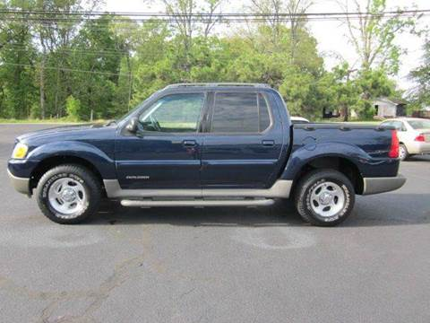 2002 Ford Explorer Sport Trac for sale in Conover, NC