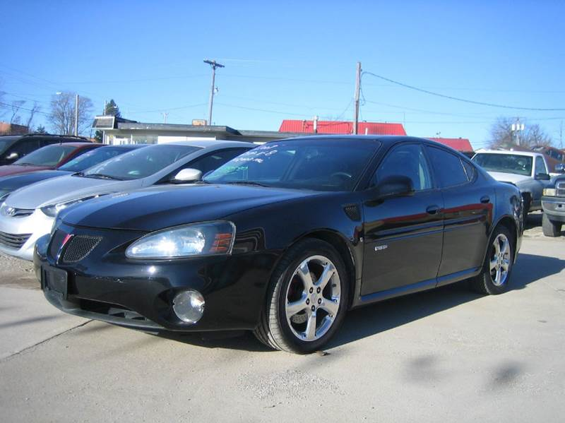 2007 pontiac grand prix gxp 4dr sedan in mt pleasant ia schrader used cars. Black Bedroom Furniture Sets. Home Design Ideas