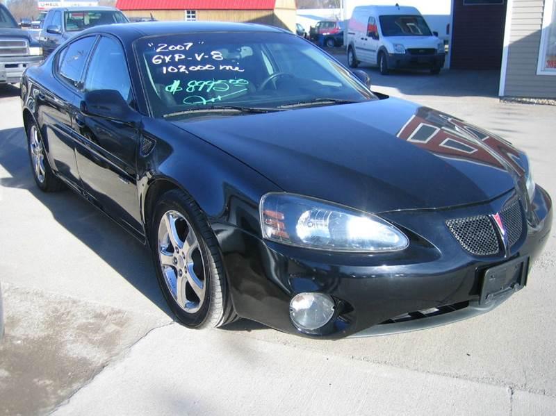 2007 Pontiac Grand Prix Gxp 4dr Sedan In Mt Pleasant Ia