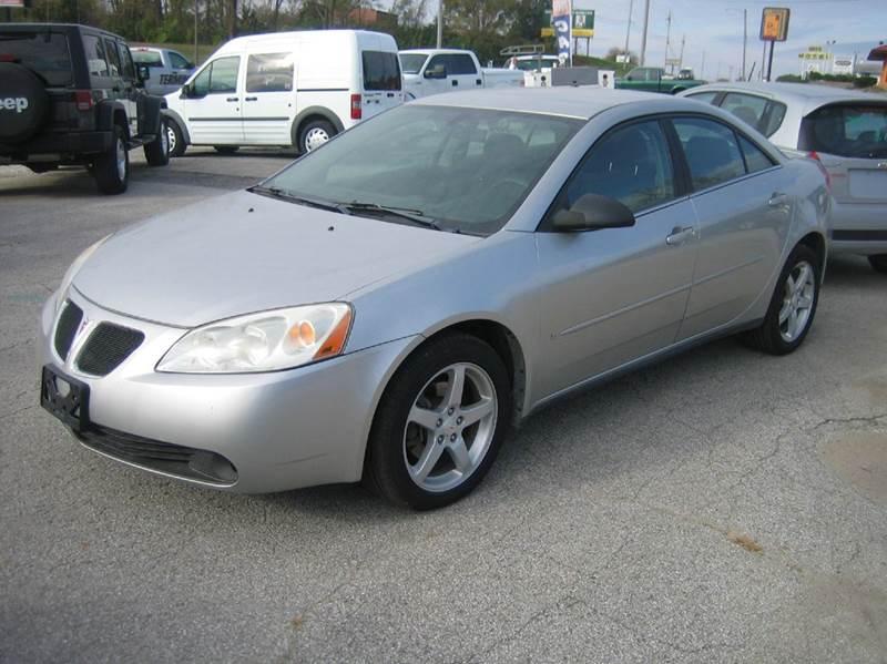 2007 pontiac g6 base 4dr sedan in mt pleasant ia schrader used cars. Black Bedroom Furniture Sets. Home Design Ideas