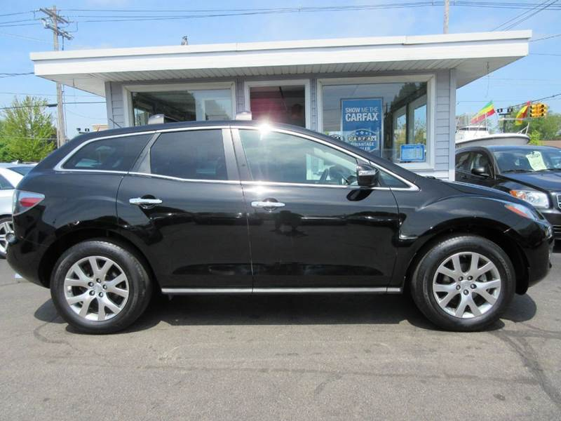 2009 mazda cx 7 grand touring 4dr suv in zeeland mi marv. Black Bedroom Furniture Sets. Home Design Ideas