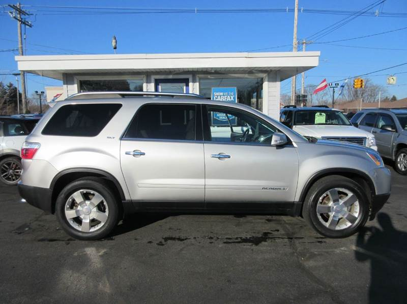 2007 gmc acadia slt 2 awd 4dr suv in zeeland mi marv 39 s. Black Bedroom Furniture Sets. Home Design Ideas
