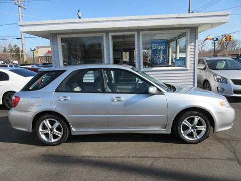 2006 Saab 9-2X for sale in Zeeland, MI