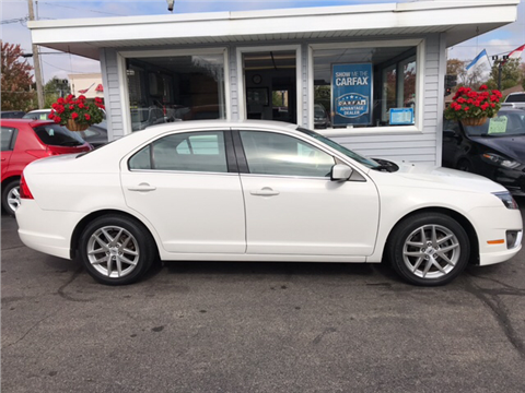 2010 Ford Fusion for sale in Zeeland, MI