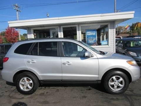 2008 Hyundai Santa Fe for sale in Zeeland, MI